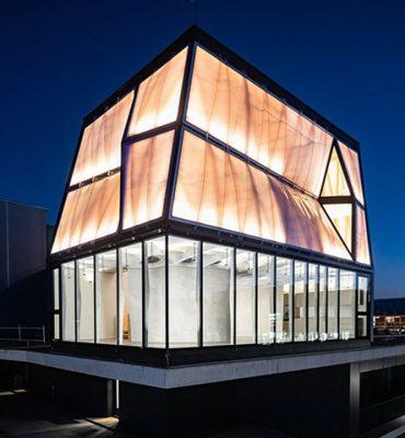 Thiết kế nhà phố khung thép